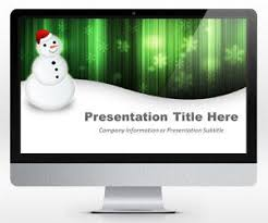 free christmas powerpoint templates free ppt u0026 powerpoint