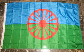 Flag Of Roma Amazon Com Roma Romani Flag 3 U0027x5 U0027 Gypsy Banner Garden U0026 Outdoor