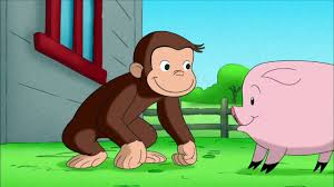 curious george swings into spring what is spring video