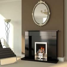home decor cool black fireplaces decor color ideas classy simple
