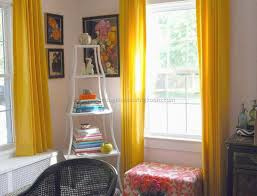 Burnt Orange Kitchen Curtains by Curtains Luxurious Window Coverings Of A Home Interior Orange