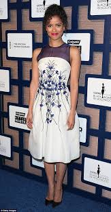 Seeking Feather Cast Gugu Mbatha Cast As Plumette Opposite Watson In