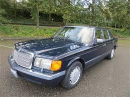 mercedes 420sel 1991 mercedes 420 class 420sel for sale in seattle wa