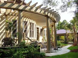 home decor ideas oval custom outdoor pergola ideas 2013