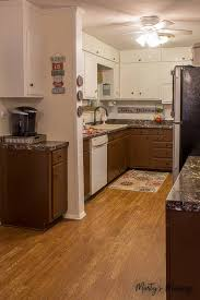 removing kitchen wall cabinets how to remodel a ranch style kitchen before and after