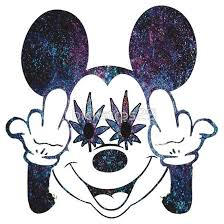 disney tattoo gallery for u003e disney characters smoking weed