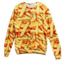 3d sweater com fashion space foods hoodies warm sweatshirts