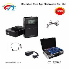 tour guide headset system wholesale wireless tour guide systems online buy best wireless