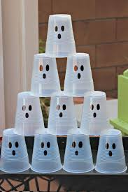 halloween take out boxes halloween ghost busters shoot white
