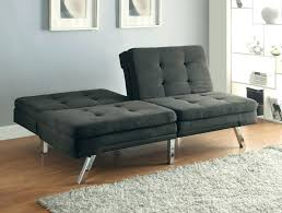 futon microfiber charcoal sofa bed black convertible u2013 wedunnit me