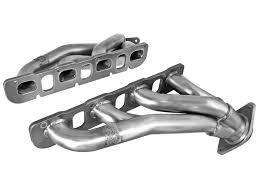 Dodge Challenger Parts - afe power 48 42002 twisted steel headers afe power