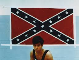 savanna high school alumni how the confederate flag and johnny rebel fell at anaheim s