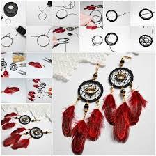 earrings diy diy catcher earrings