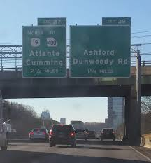 Atlanta Bypass Map by The Georgia Road Geek U2013 Blogsite A Blog About All Things Roads