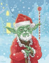 wars christmas new set of wars christmas card by mcquade