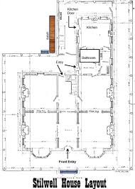 Event Floor Plans by Preservation Fort Sam Houston Stilwell House Your Event Venue