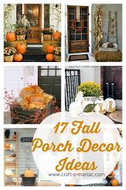 17 fall porch decor ideas craft o maniac