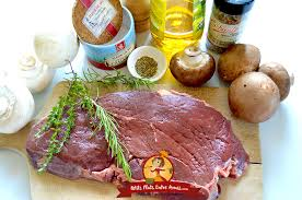 cuisiner un rumsteak rumsteak aux chignons cuit à la plancha petits plats entre amis