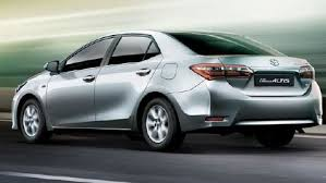 cost of toyota corolla in india toyota corolla altis 2014 2017 price gst rates images