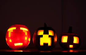 minecraft halloween wallpapers u2013 halloween wizard