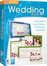 wedding invitation software mymemories wedding studio sb software