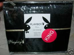 Playboy Bunny Bedroom Set by Wrap Yourself In The Kind Of Silky Soft Satin Luxury Typically