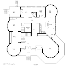 mansion layouts extravagant cottage floor plans 14 house