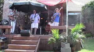 brave amigos backyard concert aug 2016 1 of 2 youtube