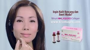 K Collagen kenapa memakai k liquid mixed collagen drink