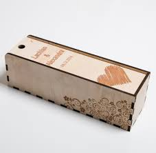 engraved box personalised wine box blacklist prints engraving mackay