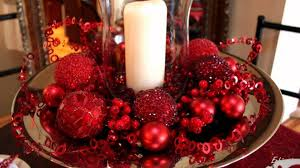table top decoration ideas colorful christmas tabletop decor ideas