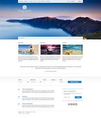 colors home page 40 best hotel wordpress themes 2017 athemes