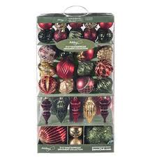 member s shatterproof ornament collection luxe 77