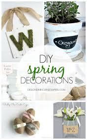 Easter And Spring Decorations by Diy Spring Decorations Taryn Whiteaker