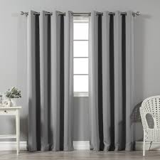 Big Lots Blackout Curtains by Amazon Com Best Home Fashion Thermal Insulated Blackout Curtains
