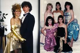 1980s prom the history of prom fashion dresses and style gurl