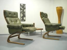 mobilier vintage scandinave vintage 2 fauteuil scandinave en tek des années 60 mobilier