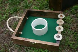 outdoor amazing washer toss game for outdoor sport with washers