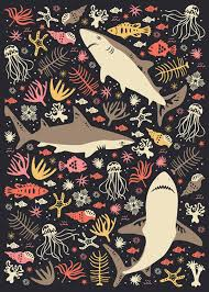 terry fan the whale art print 7 undersea inspired designs from society6 design milk