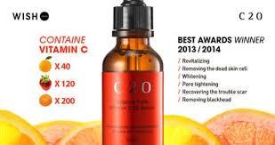 Serum Vitamin C Wajah 3 merk serum vitamin c ini bikin kulit cerah tanpa jerawat