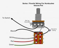 may mod of the month series parallel humbucker wiring lindy