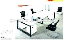 Large Black Computer Desk Office Desks Computer Desk Black Computer