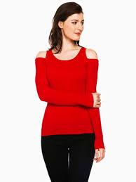 open shoulder sweater hera collection open shoulder sweater modishonline com