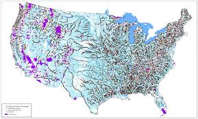 Usa Interstate Map by Hydroelectric Information Output Estimator Pipeline Nozzles