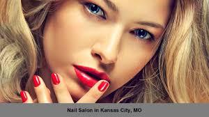nail salon kansas city mo spa nails youtube