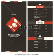 restaurants brochures free vector download 3 099 free vector for