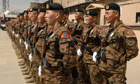 Why Is The American Flag Backwards On Uniforms The 10 Worst Armies In The World We Are The Mighty