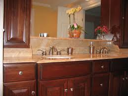 contemporary granite countertops bathroom vanity