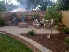 Landscape Ideas For Small Backyard by Ideas U0026 Inspiration For Small Backyards Outdoor Spaces Backyard