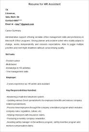 Hr Manager Resume Sample Hr Resume Human Resources Cl Classic Human Resources Cover Letter